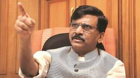 महाराष्ट्र: संजय राऊत बोले - एक्सीडेंटल गृह मंत्री बने देशमुख, बयान सुनकर नाराज हुई NCP