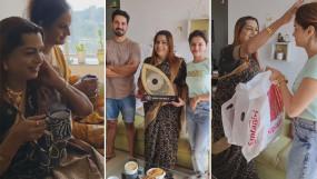 Video: रुबीना दिलैक को किन्नरों ने घर आकर दिया आशीर्वाद, पति अभिनव ने किया शानदार स्वागत