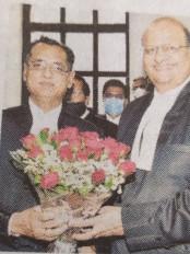 न्यायिक सुधारों के लिए विजन डॉक्यूमेंट तैयार हो - सेवानिवृत्ति पर बोले जस्टिस जगदीश प्रसाद गुप्ता