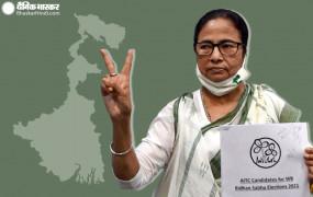 विधानसभा चुनाव 2021: पहले शिवमंदिर में किया पूजा पाठ, फिर ममता बनर्जी ने नंदीग्राम से दाखिल किया नामांकन