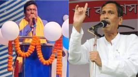 West Bengal: चुनाव से पहले टीएमसी को फिर लगा झटका, बच्चू हांसदा समेत कई नेता बीजेपी में शामिल हुए