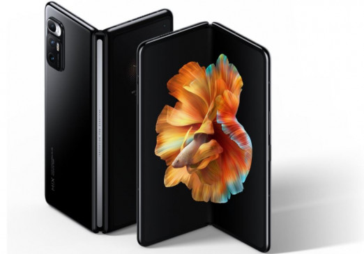 Xiaomi ने पहला फोल्डेबल फोन Mi MIX Fold लॉन्च किया, जानें खूबियां