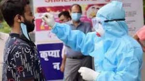 नागपुर में कोरोना के 4110 नए मरीज, लापरवाही नहीं हो रही कम, गृहमंत्री देशमुख ने लिया हालात का जायजा