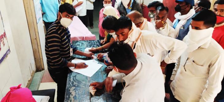नागपुर जिले में अब तक का सबसे बड़ा आंकड़ा, बीड में भी टीकाकरण पर जोर