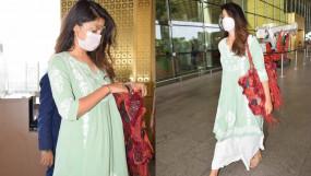 रिया चक्रवर्ती हुई मुंबई से रवाना, सुशांत के फैंस ने जताई आपत्ति