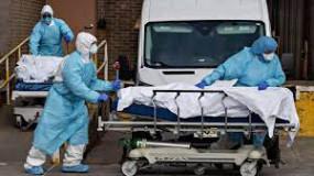 कोरोना से मरीज की मौत के बाद शव नहीं देने पर होप हॉस्पिटल में तोड़फोड़