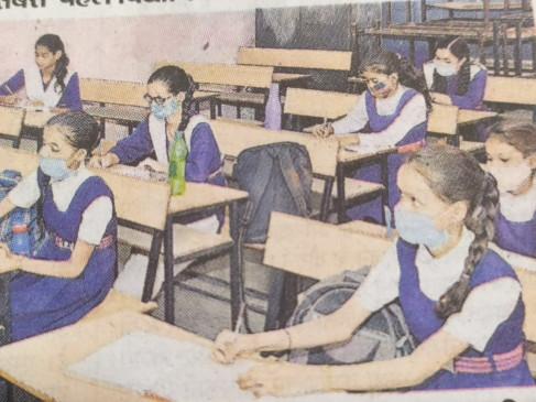 बोर्ड परीक्षाएँ रद्द होने के बाद सीबीएसई द्वारा स्कूलों से जुटाई जा रही सालाना जानकारी