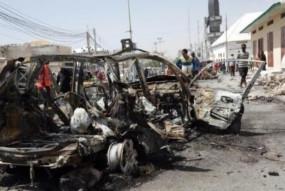 सोमालिया: लोअर शबेले प्रांत में सैन्य ठिकानों पर अल-शबाब के आतंकियों का हमला, 4 सैनिक सहित 23 की मौत, 19 आतंकी भी ढेर