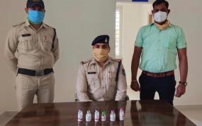 महाराष्ट्र के अमरावती से लाकर बेच रहा था 25 हजार में रेमडेसिविर इंजेक्शन, आरोपी गिरफ्तार