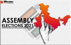 Assembly Elections 2021: बंगाल में 77.68% और असम में 78.94% मतदान, महलापारा में TMC कैंडिडेट पर हमला, डायमंड हार्बर में भी बवाल