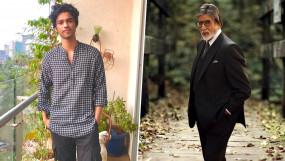 इरफान खान के बेटे बाबिल करना चाहते है अमिताभ बच्चन के साथ काम, शेयर की फोटो