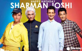 Birthday:42वें जन्मदिन पर शरमन जोशी ने की लोगों से वैक्सीन लगवाने की अपील,वीडियो किया शेयर