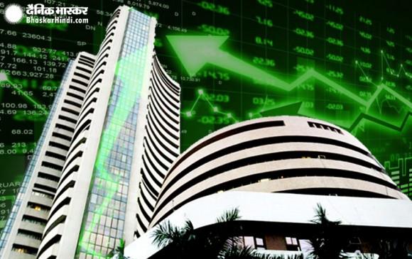 Closing bell: सप्ताह के आखिरी दिन बढ़त पर बंद हुआ बाजार, सेंसेक्स-निफ्टी दोनों में तेजी