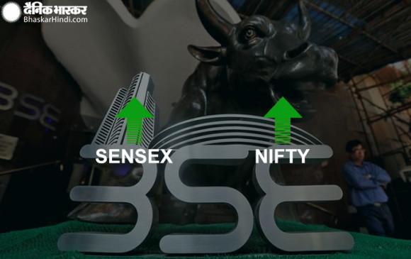 Closing bell: सेंसेक्स 259.62 अंक उछलकर 48,803 पर बंद हुआ, निफ्टी में भी तेजी