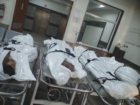 लगातार टूट रहीं सांसें: 43 कोरोना मरीजों की मौत, 63 नए संक्रमित मिले