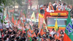 कोरोना का असर : कांग्रेस के बाद भाजपा ने बड़ी रैलियों पर लगाई रोक, अब पीएम मोदी भी सिर्फ 500 लोगों को करेंगे संबोधित