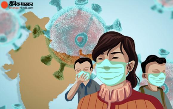 Coronavirus in India: देश में कोरोना ने तोड़े सारे रिकॉर्ड, 24 घंटे में मिले 3.48 लाख केस, 2767 मरीजों की मौत