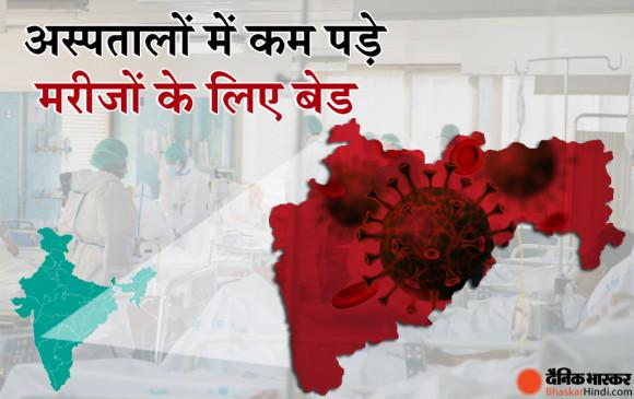 Coronavirus: महाराष्ट्र में बेकाबू हुआ कोरोना, स्वास्थ्य मंत्री बोले-वैक्सीन का स्टॉक खत्म हो गया
