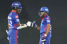 DC Vs KKR IPL : DC ने KKR को 7 विकेट से हराया, पृथ्वी शॉ की सीजन में सबसे तेज 18 बॉल पर फिफ्टी
