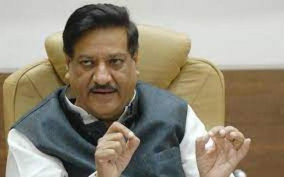पूर्व मुख्यमंत्री चव्हाण का मोदी सरकार पर बड़ा आरोप- ऑक्सीजन संकट के लिए केंद्र जिम्मेदार