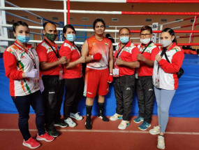 यूथ मुक्केबाजी: अल्फिया, सनमचा और अरुंधति का गोल्डन पंच, भारत ने महिला वर्ग में जीते सभी 7 स्वर्ण