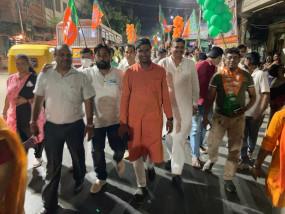 पश्चिम बंगाल के चुनाव में पसीनाबहा रहे महाराष्ट्र के हिंदीभाषी नेता