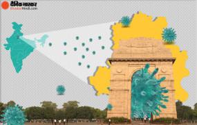 दिल्ली : कोरोना केस बढ़ने से अस्पतालों में मरीजों की संख्या बढ़ी