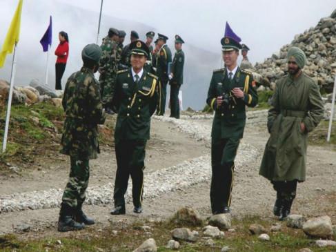 भारत-चीन कोर कमांडर स्तरीय 11वें दौर की बैठक