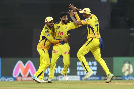 CSK vs RR IPL 2021: जडेजा और मोइन ने 4 ओवर में 5 विकेट लेकर चेन्नई को दिलाई लगातार दूसरी जीत, राजस्थान रॉयल्स को 45 रनों से हराया