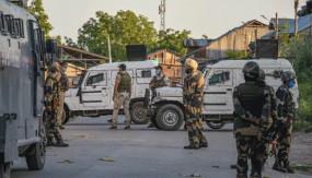 जम्मू-कश्मीर पुलिस ने जेईएम आतंकी और उसके 3 साथियों को किया गिरफ्तार