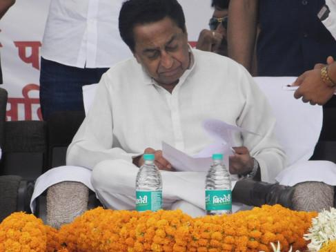 कमलनाथ बोले- कोरोना संक्रमण रोकने में सरकार फेल, मौतों के सरकारी आंकड़े बनावटी