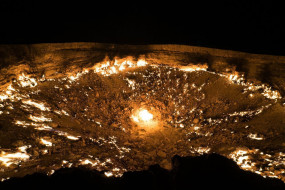 धरती का एक ऐसा देश, जहां आसमान से होती है आग की बारिश