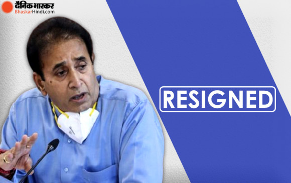 सीबीआई को जांच सौंपे जाने के बाद महाराष्ट्र के गृहमंत्री का इस्तीफा, हर महीने 100 करोड़ रुपए की वसूली के आरोप लगे थे