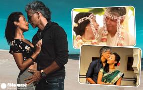 Wedding anniversary: मिलिंद सोमन की दूसरी शादी के 3 साल पूरे, 25 साल छोटी है अंकिता कुंवर