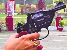 नागपुर : विवाद में युवक पर तान दिया कट्टा, आरोपी गिरफ्तार