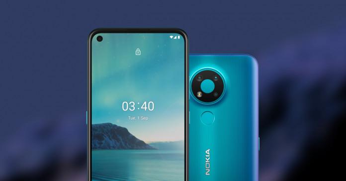 Nokia 3.4 स्मार्टफोन ऑफलाइन स्टोर्स पर हुआ उपलब्ध, जानें कीमत और फीचर्स
