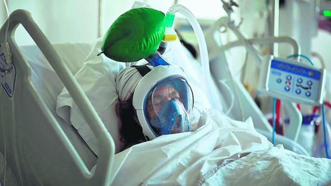 नागपुर से अमरावती सुपर स्पेशलिटी हास्पिटल भेजे जा रहे मरीज