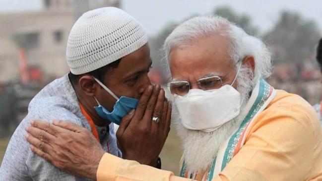 Assembly Election : बंगाल में गरजे PM, बोले- दीदी ने ताव में आकर नंदीग्राम से चुनाव लड़ने का फैसला लिया, यह सबसे बड़ी गलती