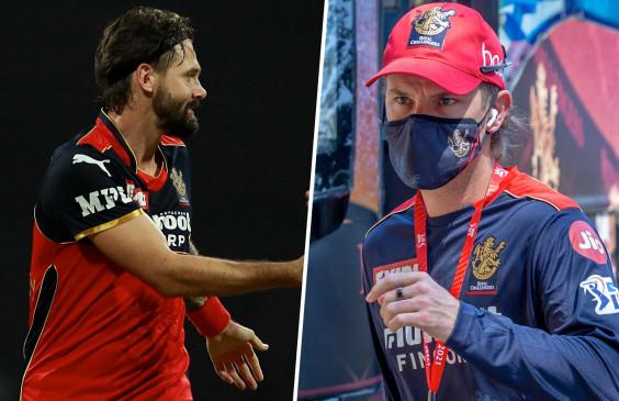 IPL 2021: एडम जैम्पा और केन रिचर्ड्सन भारत में कोरोना की स्थिति से घबराए, टूर्नामेंट छोड़ वापस ऑस्ट्रेलिया लौटेंगे