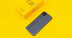 Realme C20 की पहली सेल हुई शुरू, मिल रहे ये शानदार ऑफर