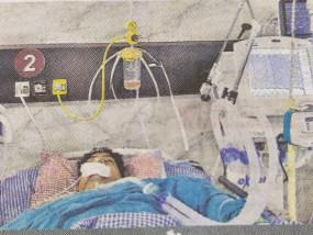 सतना से रेफर कोरोना संक्रमित दो सगे भाइयों को 18 घंटे बाद रीवा मेडिकल में मिला एडमिशन