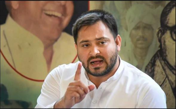 RJD नेता तेजस्वी यादव ने नीतीश को किया अगाह, कहा- पिछले साल वाली गलती मत कीजिए