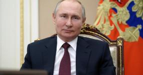 रूस: 2036 तक राष्ट्रपति बने रहेंगे व्लादिमीर पुतिन, कानून को दी मंजूरी