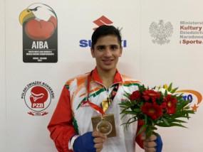 World Boxing Championship: सचिन को स्वर्ण, भारत ने चैम्पियनशिप में 8 स्वर्ण सहित 11 पदक जीते