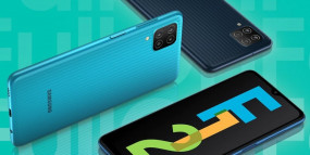 Samsung Galaxy F12 भारत में लॉन्च, इसमें है 6000mAh बैटरी और 48MP क्वाड कैमरा