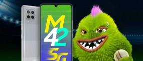 Samsung Galaxy M42 5G भारत में हुआ लॉन्च, जानें कीमत और फीचर्स