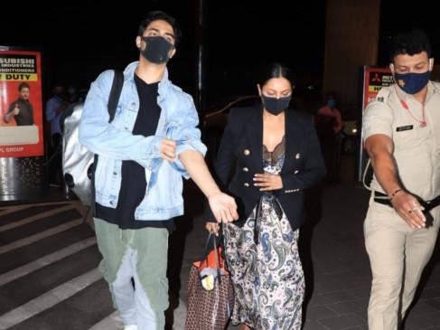 कोरोना लहर के बीच शाहरुख खान की पत्नी और बेटे ने पकड़ी न्यूयॉर्क की फ्लाइट, लोगों ने कर दिया ट्रोल