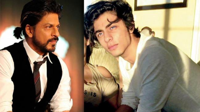 शाहरुख खान के बेटे आर्यन जल्द करने वाले हैं बॉलीवुड डेब्यू !