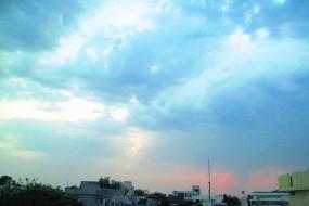 नागपुर में आज हो सकती है बूंदाबांदी, तापमान गिरा