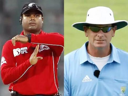 IPL: कुछ खिलाड़ियों के बाद अब दो अंपायरों से टूर्नामेंट से हटने का फैसला लिया, कोरोना की दूसरी लहर बनी वजह